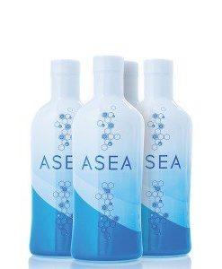 Asea-Flaschen